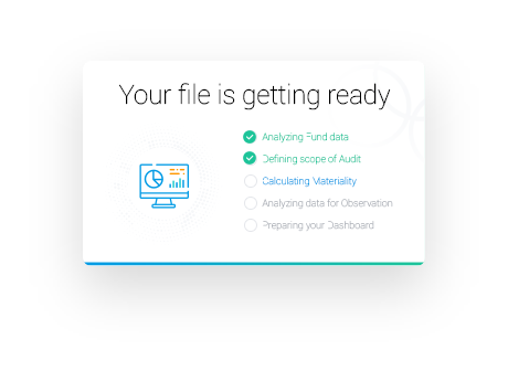 Your file is getting ready